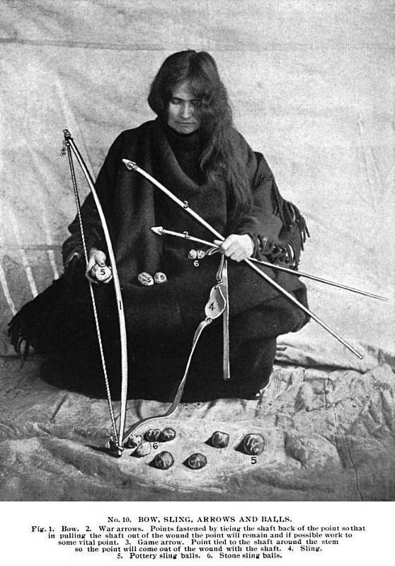 19th century knowledge indian bow sling balls.jpg
