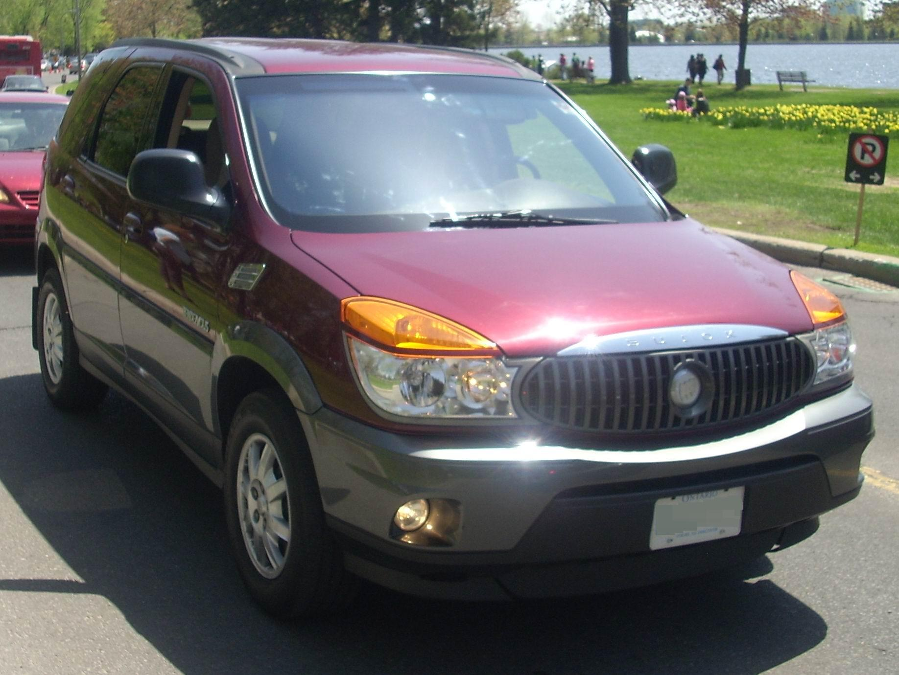 file 2002 39 03 buick rendezvous jpg. Cars Review. Best American Auto & Cars Review