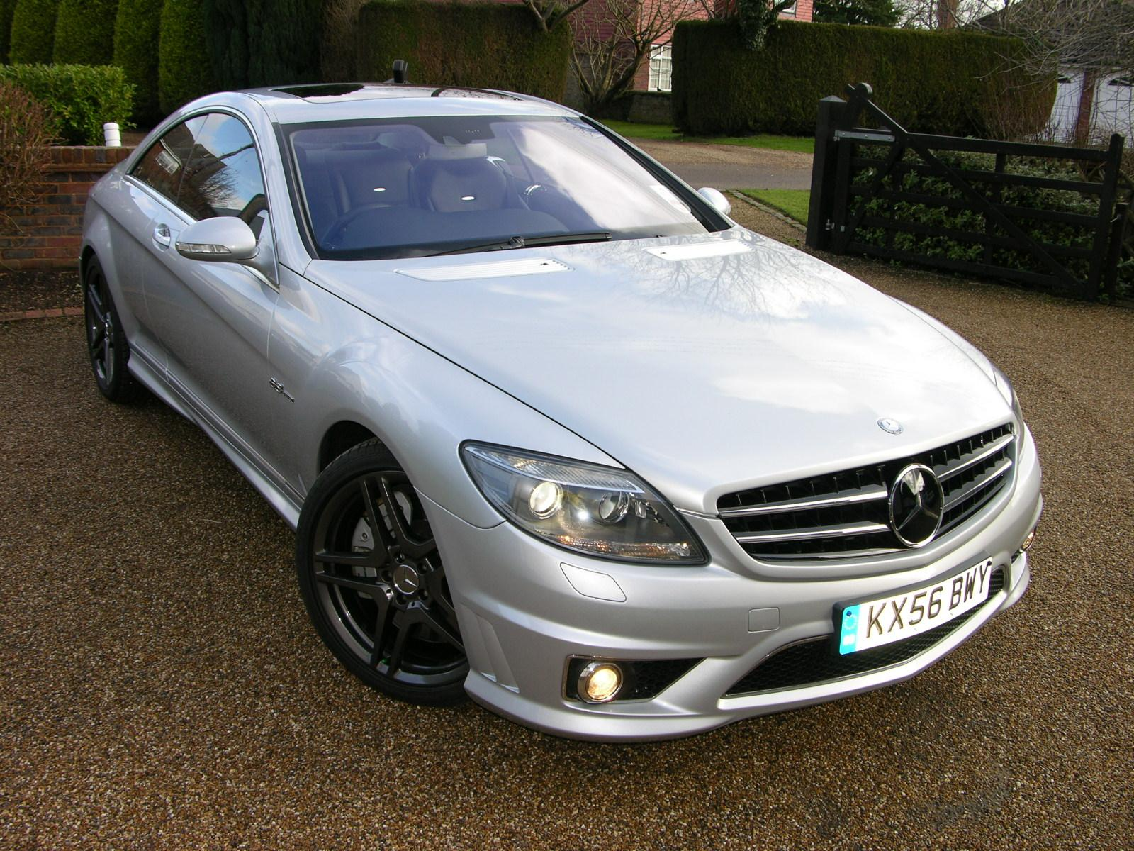 Image gallery 2007 mercedes benz amg for 2007 mercedes benz cls63 amg