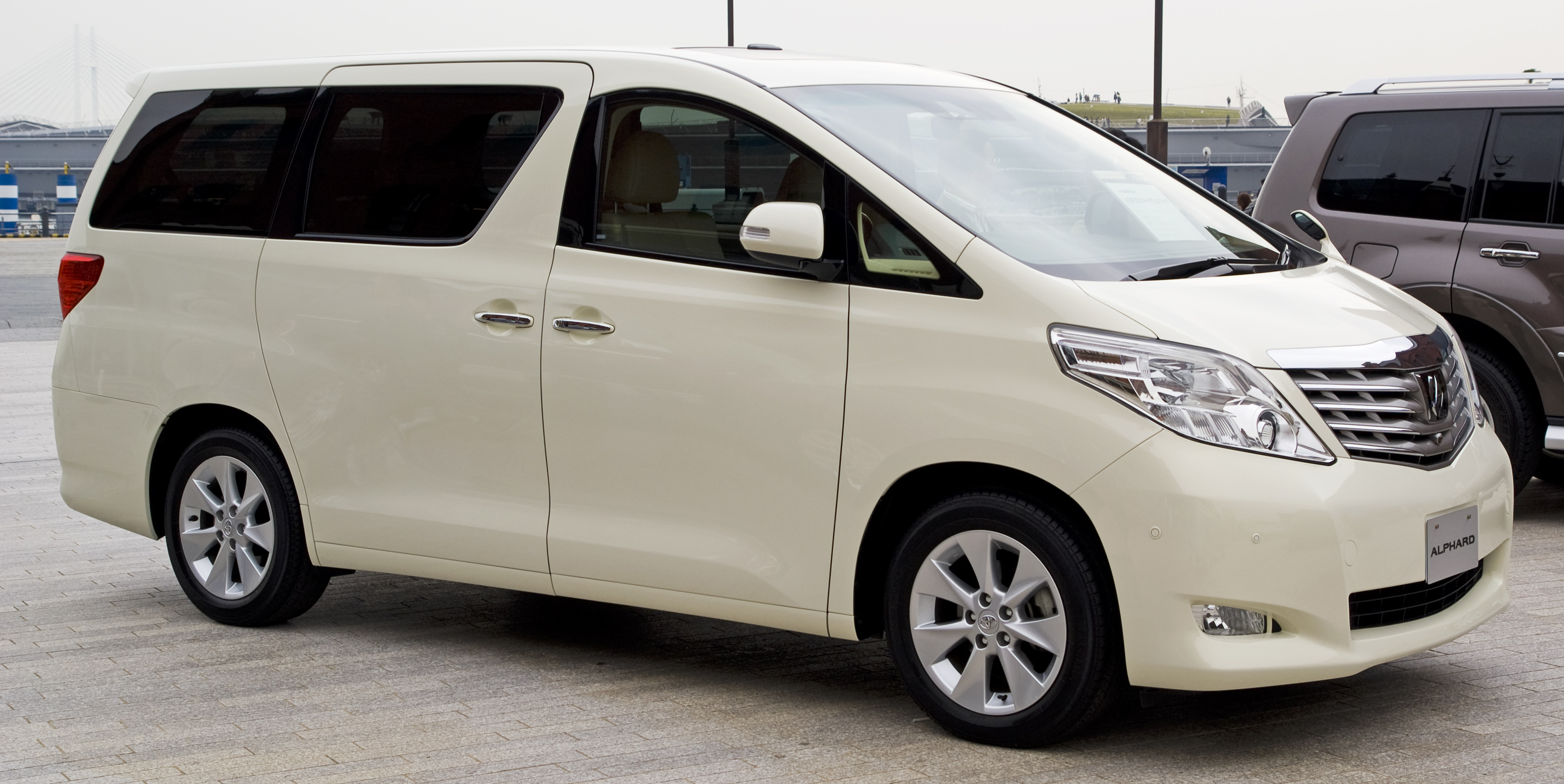 File:2008 Toyota H20 Alphard 01.JPG - Wikipedia, the free encyclopedia