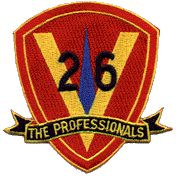 26th Marines insignia