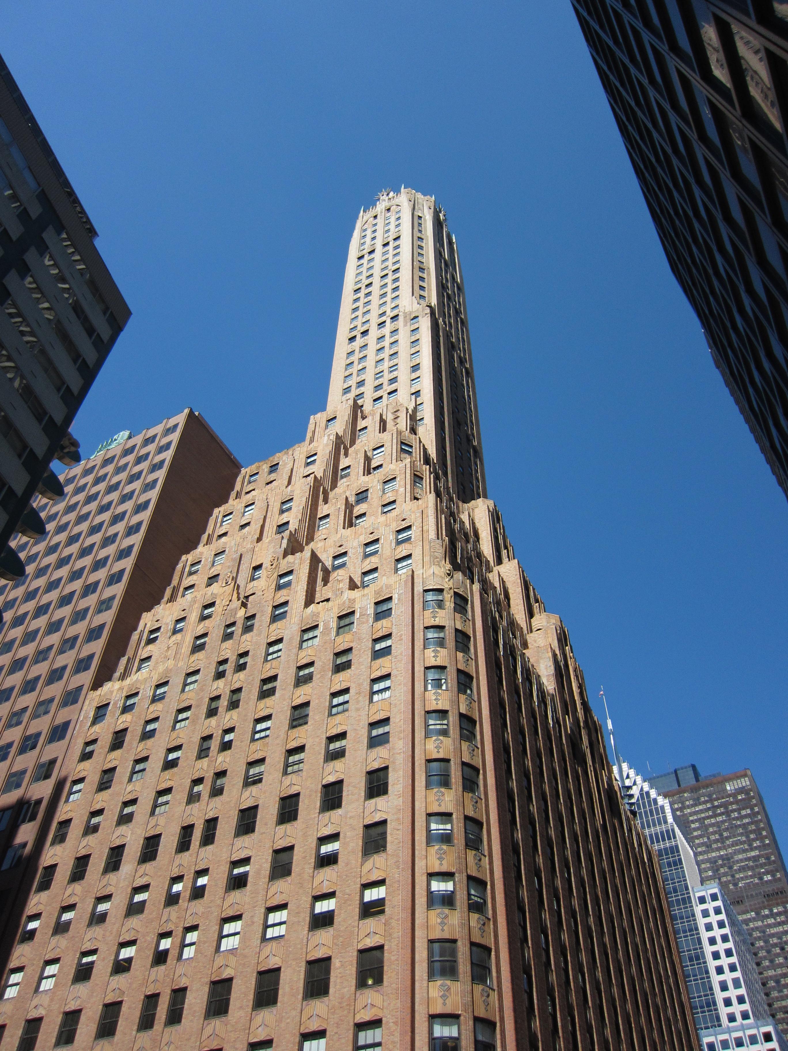 Image De New York Ge Building