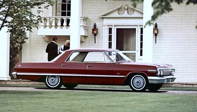63 Impala Hardtop Sedan, Ask 7 Experts 3 Questions, What's Your Dream Car