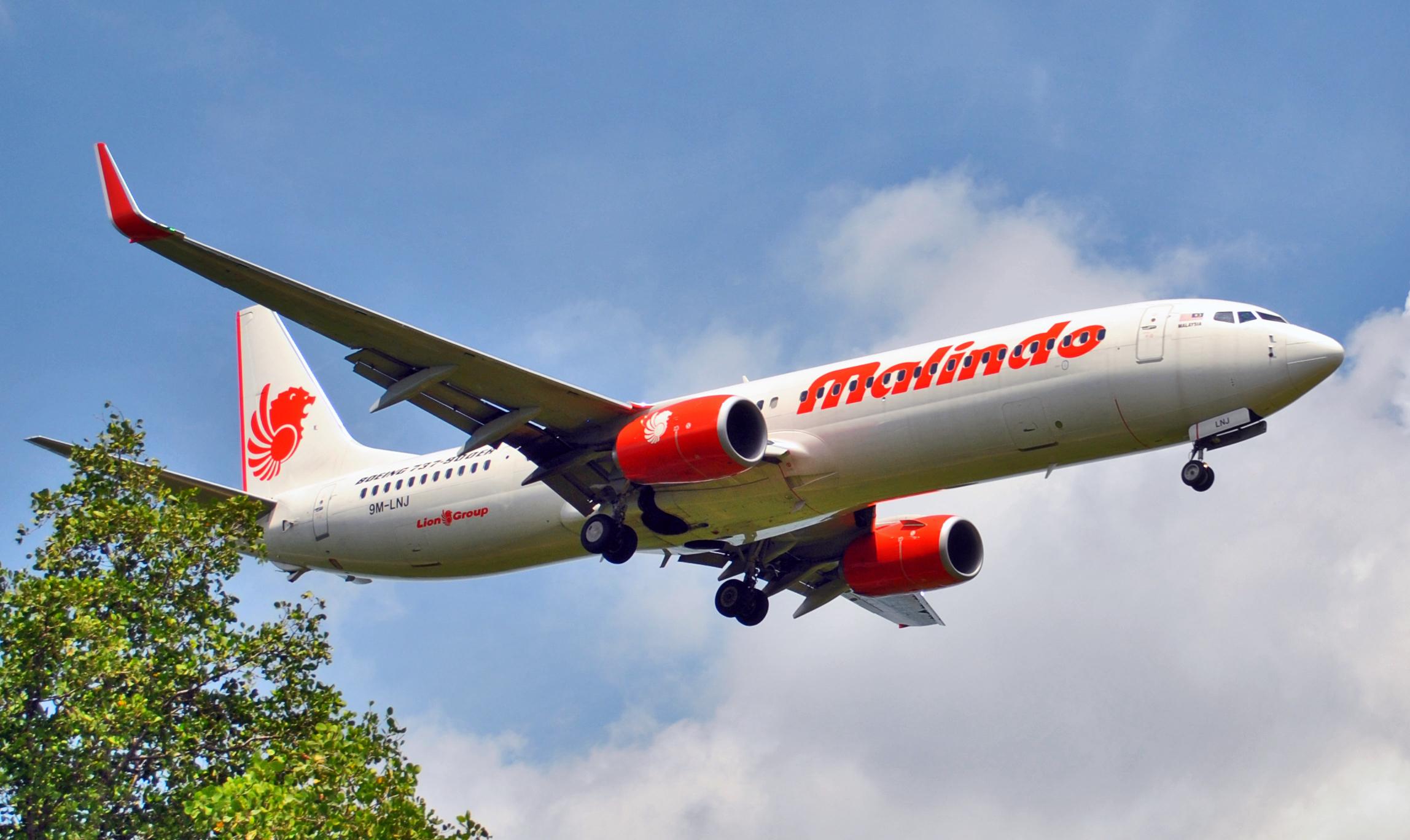 Malindo air safety