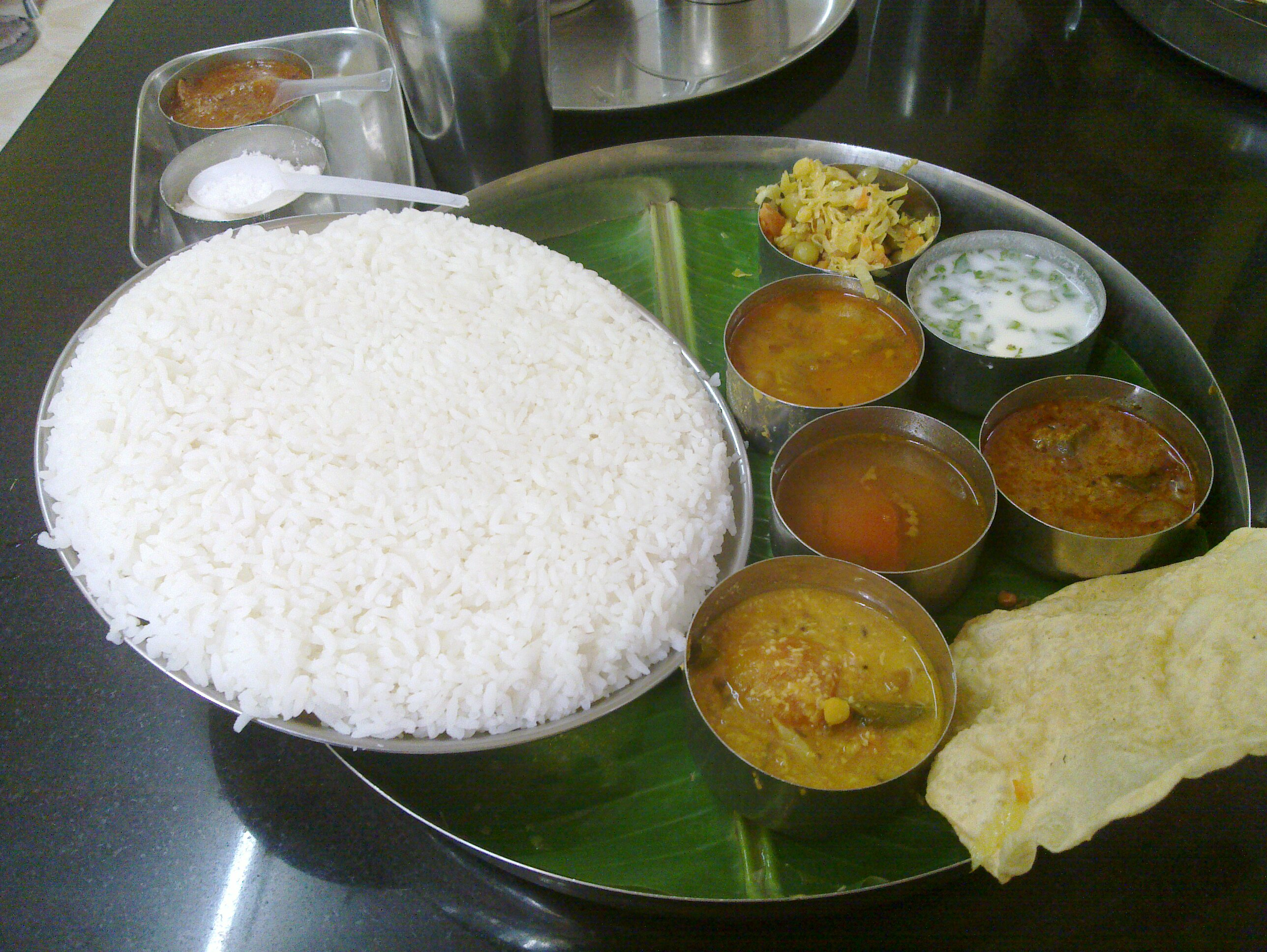 Indian food recipes images menu calorie chart thali for Abhiruchi south north indian cuisine