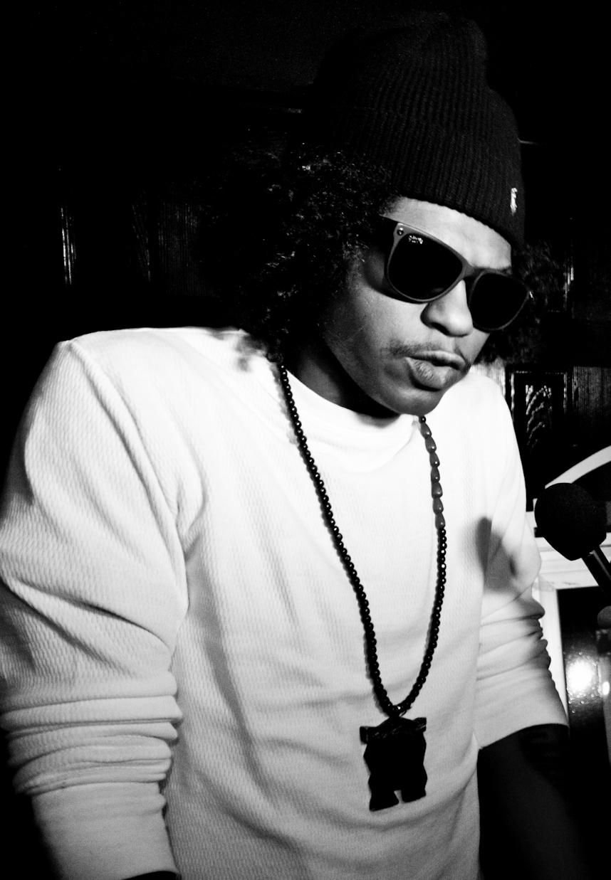 Ab-Soul in 2011.