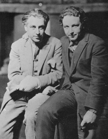 File:Abel Gance & Arthur Honegger 02.jpg