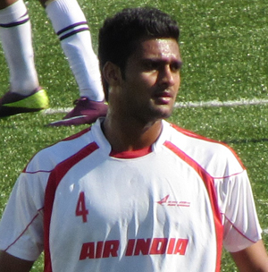 Ramandeep Singh (footballer) Indian footballer
