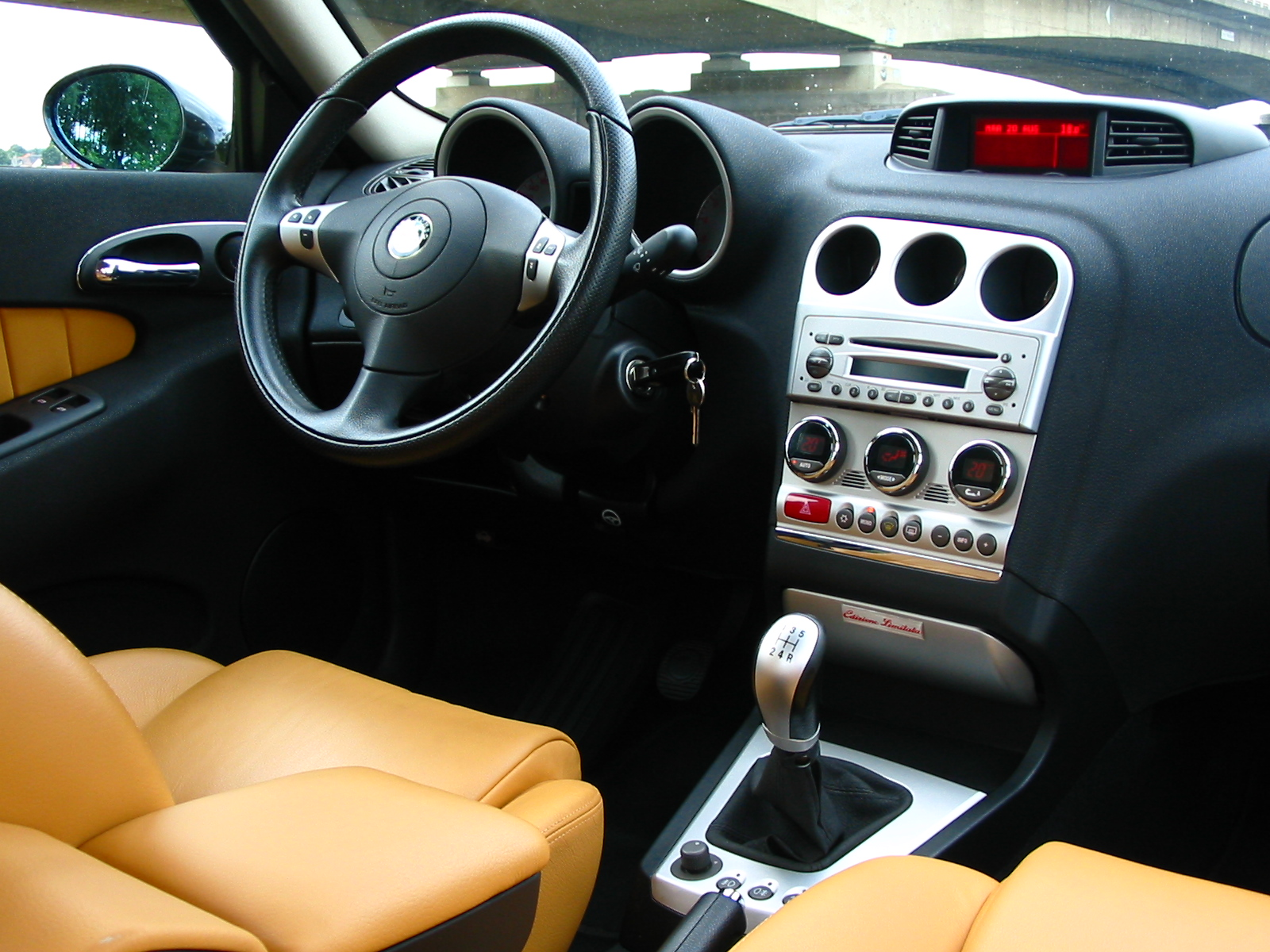 filealfa romeo 156 2nd series interior 2jpg