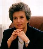 Alicja Grześkowiak – marszałek Senatu IV kadencji