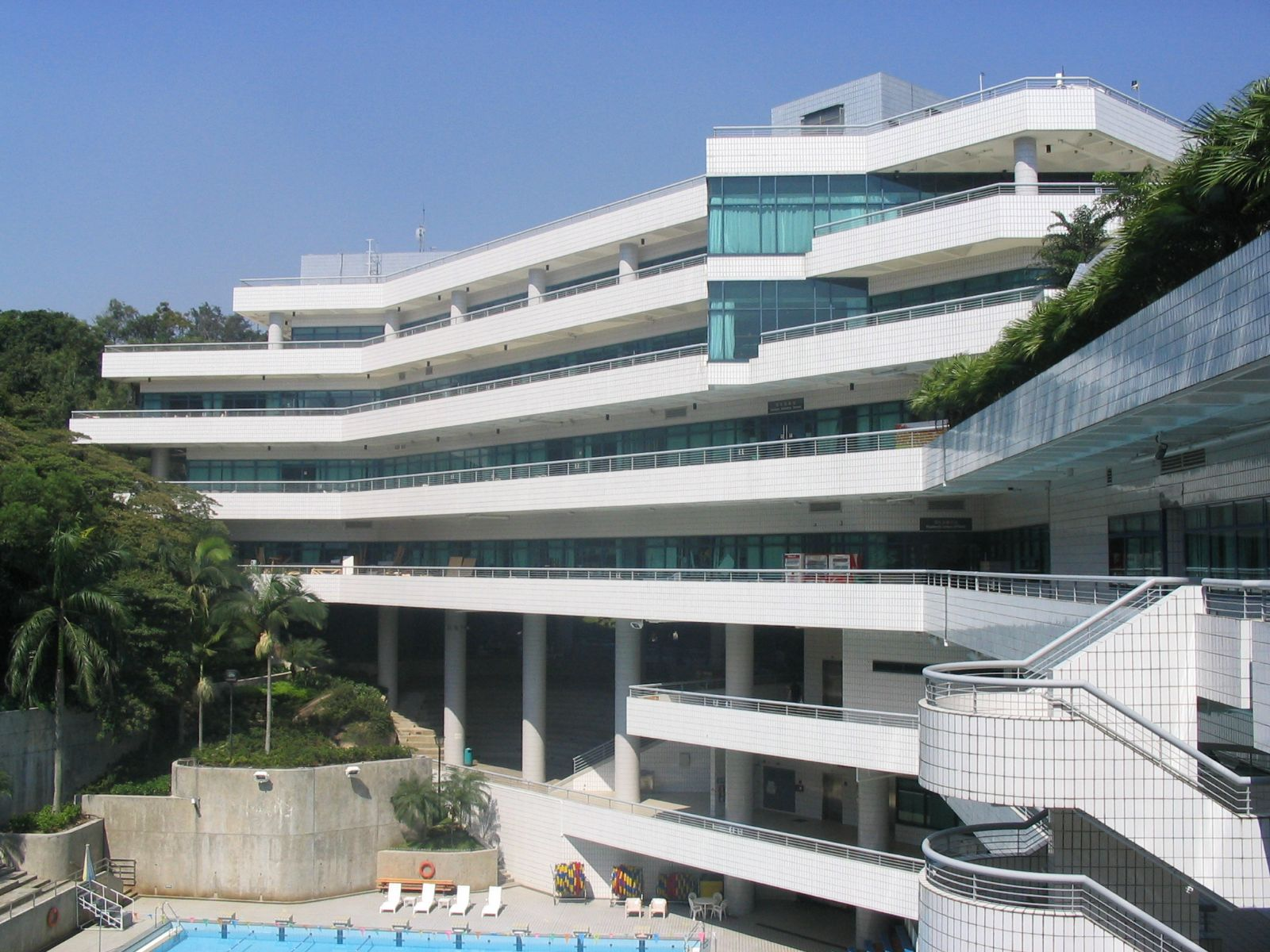 City university of hong kong wikipedia Tong high school swimming pool