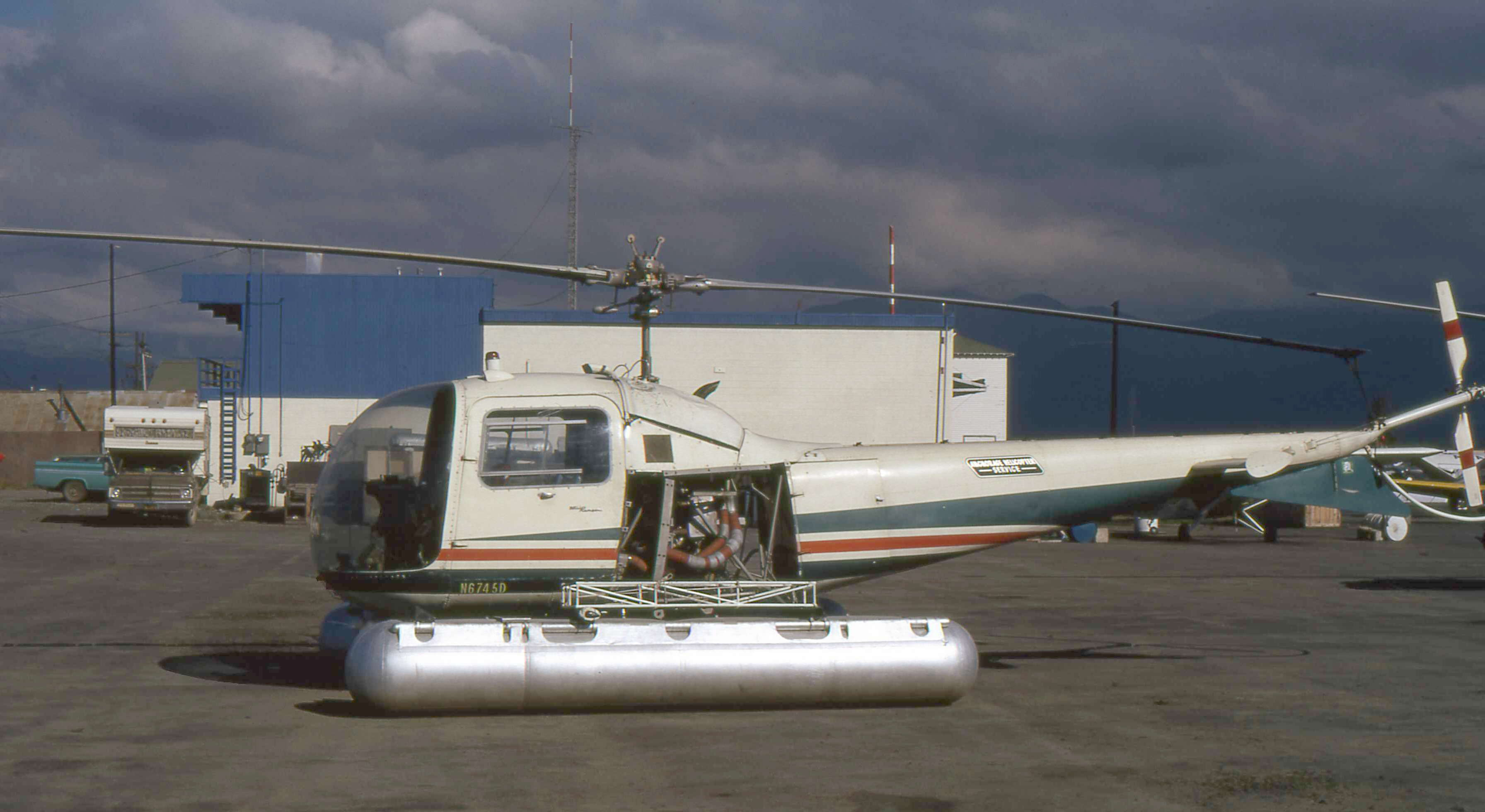 bell 47 for sale helicopter with File Anchorage Helicopter Service Bell 47j Ranger N6745d on Bell ranger additionally 3A   teckler additionally Heroes Fort Wolters 180956245 as well Watch together with 17 Winchester Super Magnum.