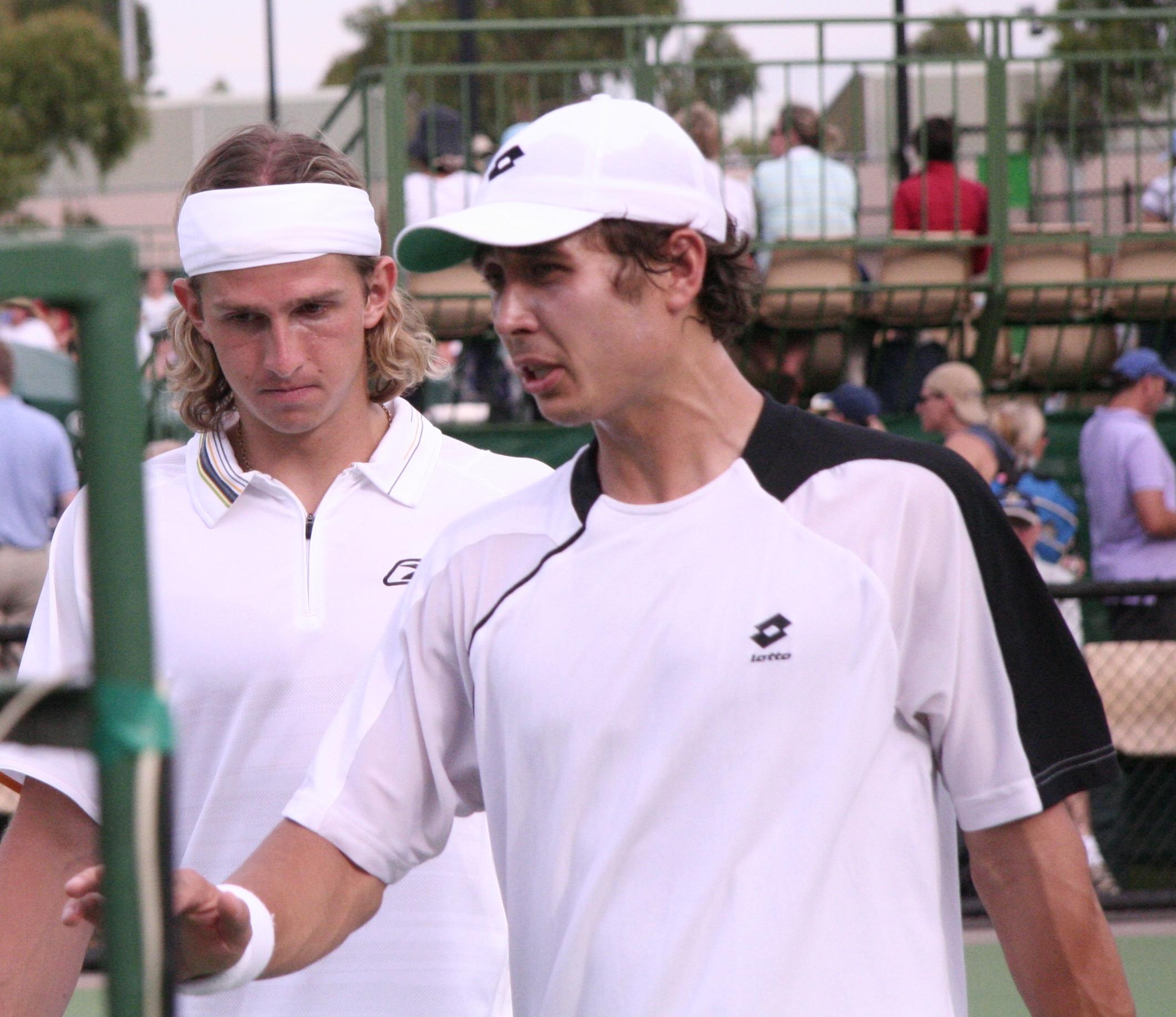 File:Andreev, Kunitsyn 2007 Australian Open mens doubles ...