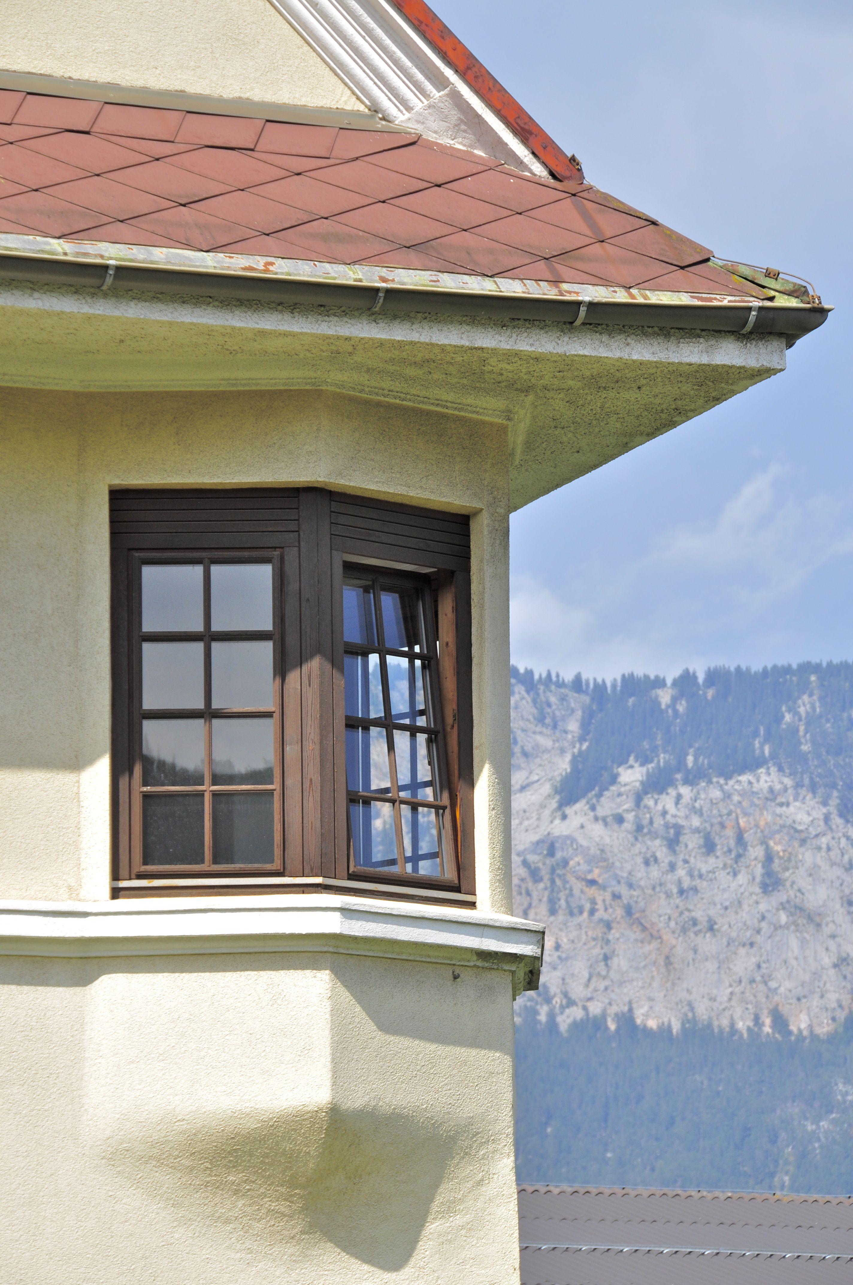 Beeindruckend Erkerfenster Galerie Von File:arnoldstein Nussallee 12 Villa Drauland So-erkerfenster 11082012