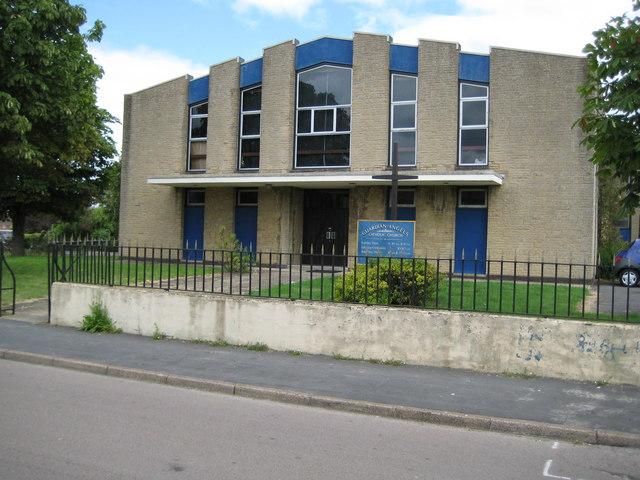 File:Aylesbury, Guardian Angels Roman Catholic Church
