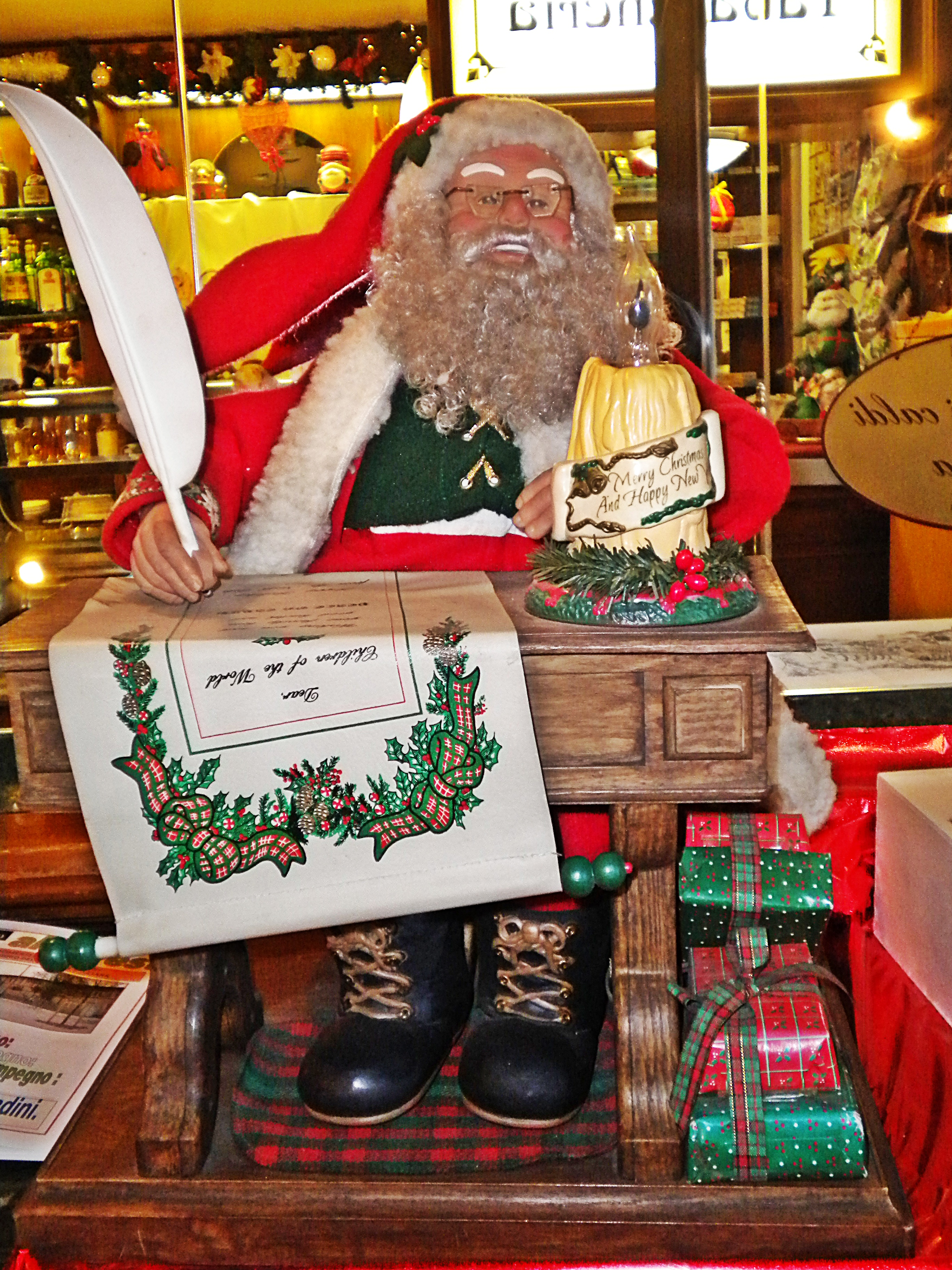Babbo Natale Originale.File Babbo Natale Scrivano Jpg Wikipedia