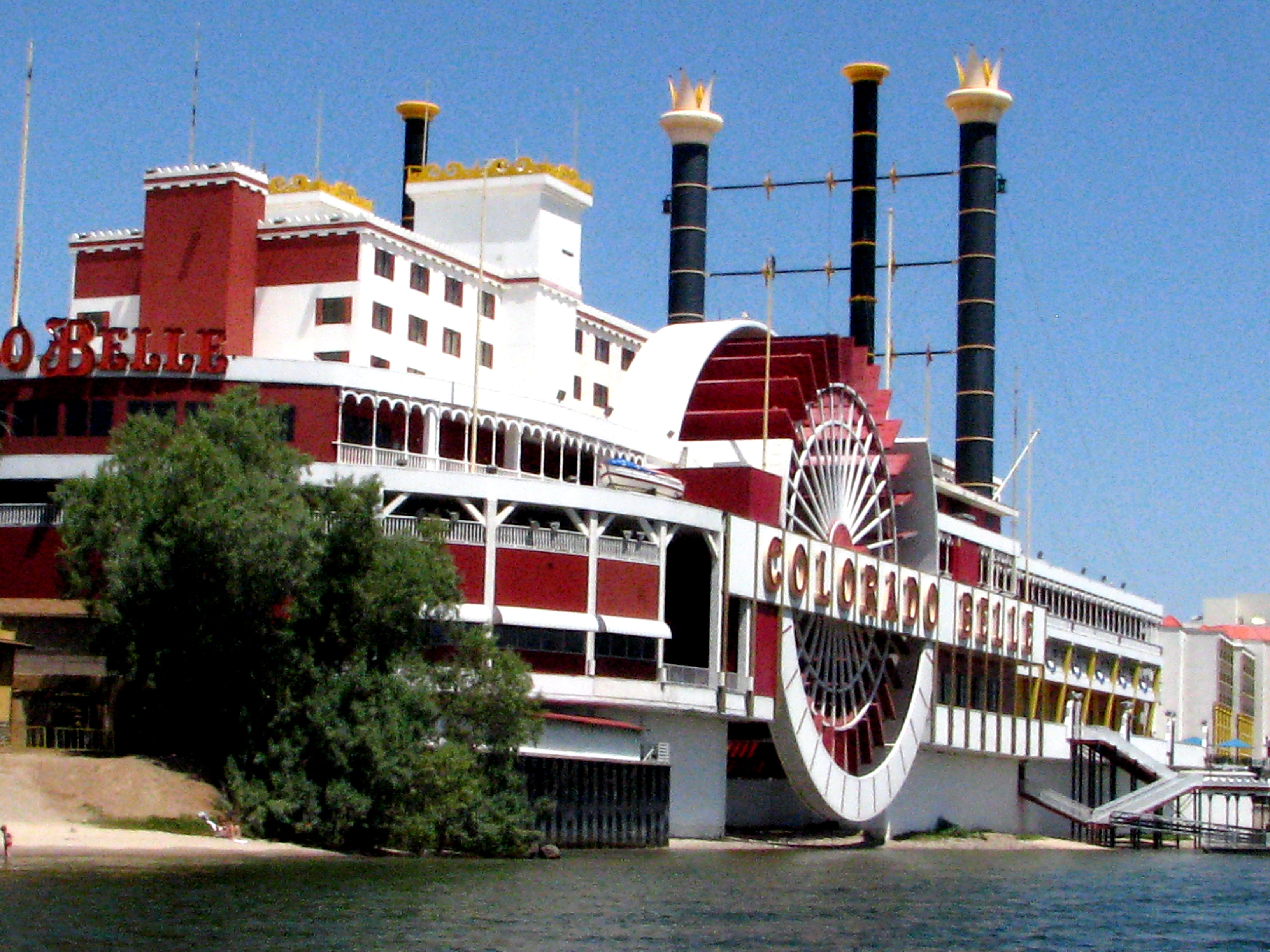 Riverboat hotel and casino laughlin gambling law state texas