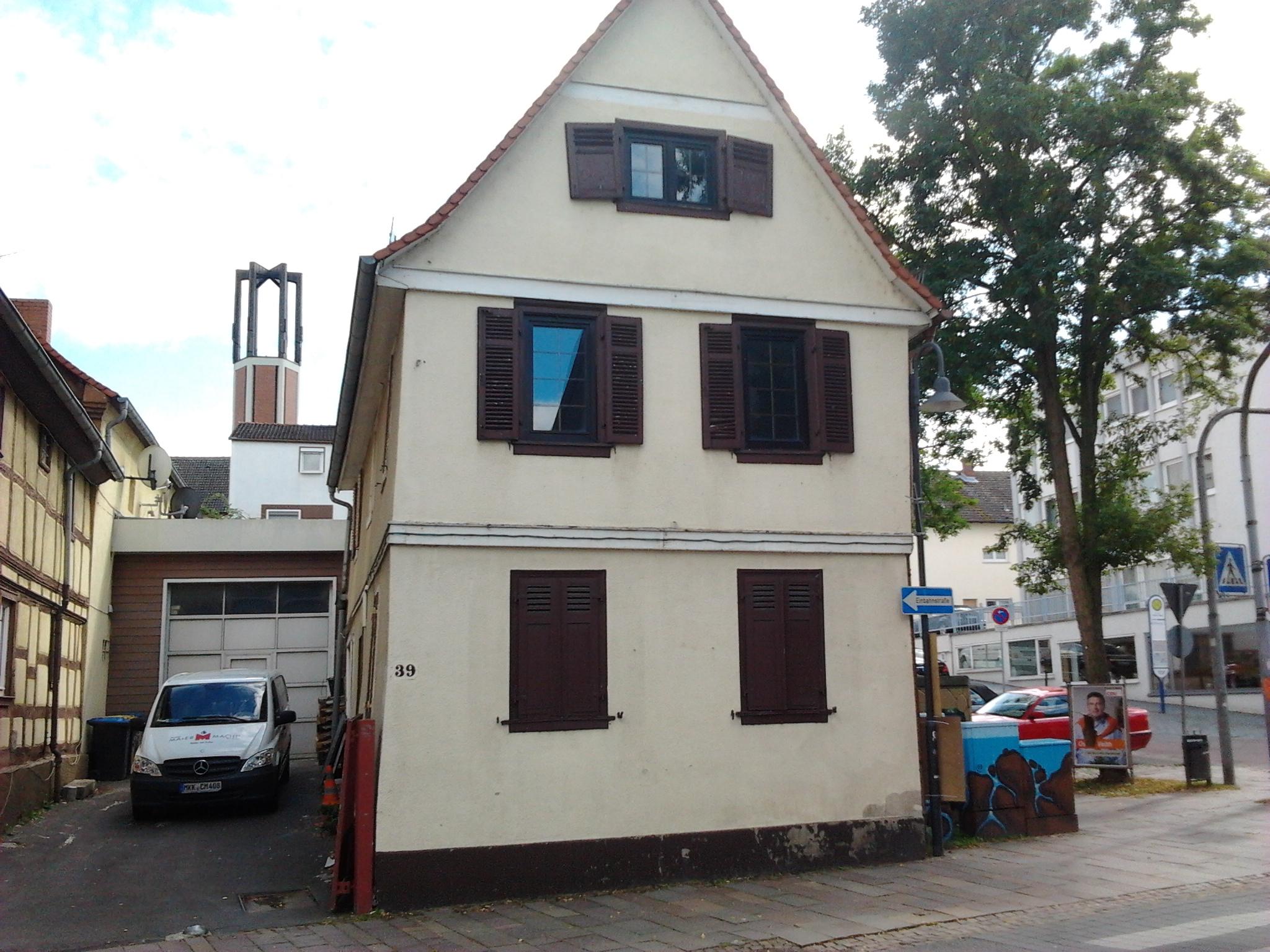 Frankfurter Bad file bad vilbel frankfurter str 39 jpg wikimedia commons
