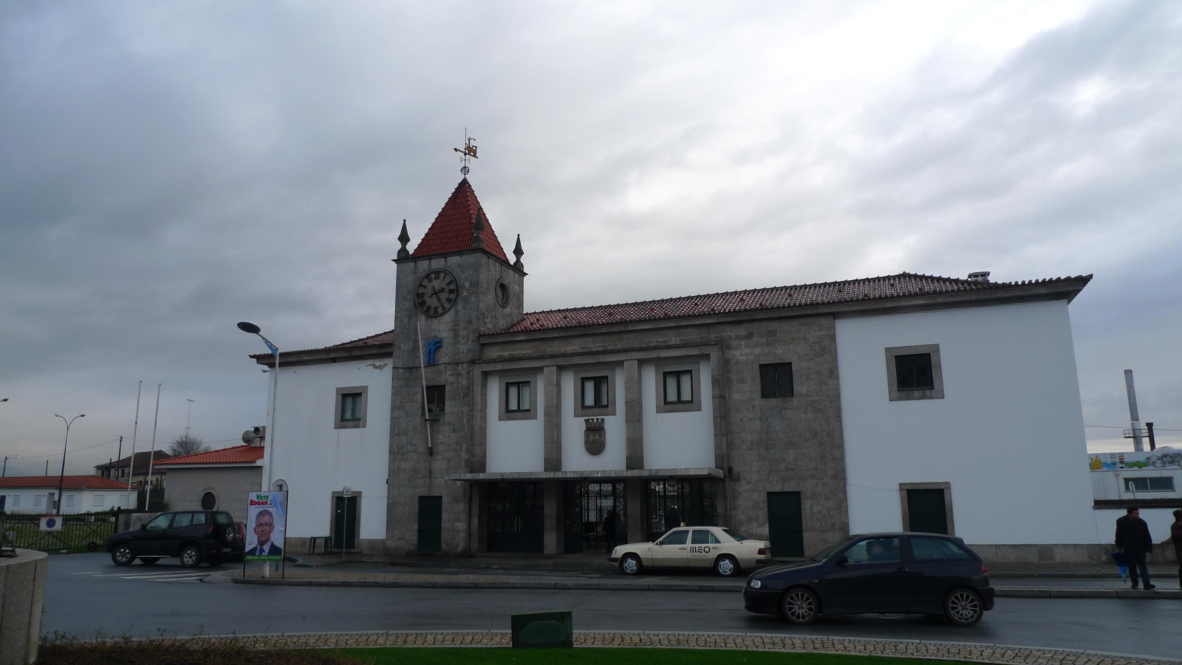 Estação Ferroviária de Barcelos