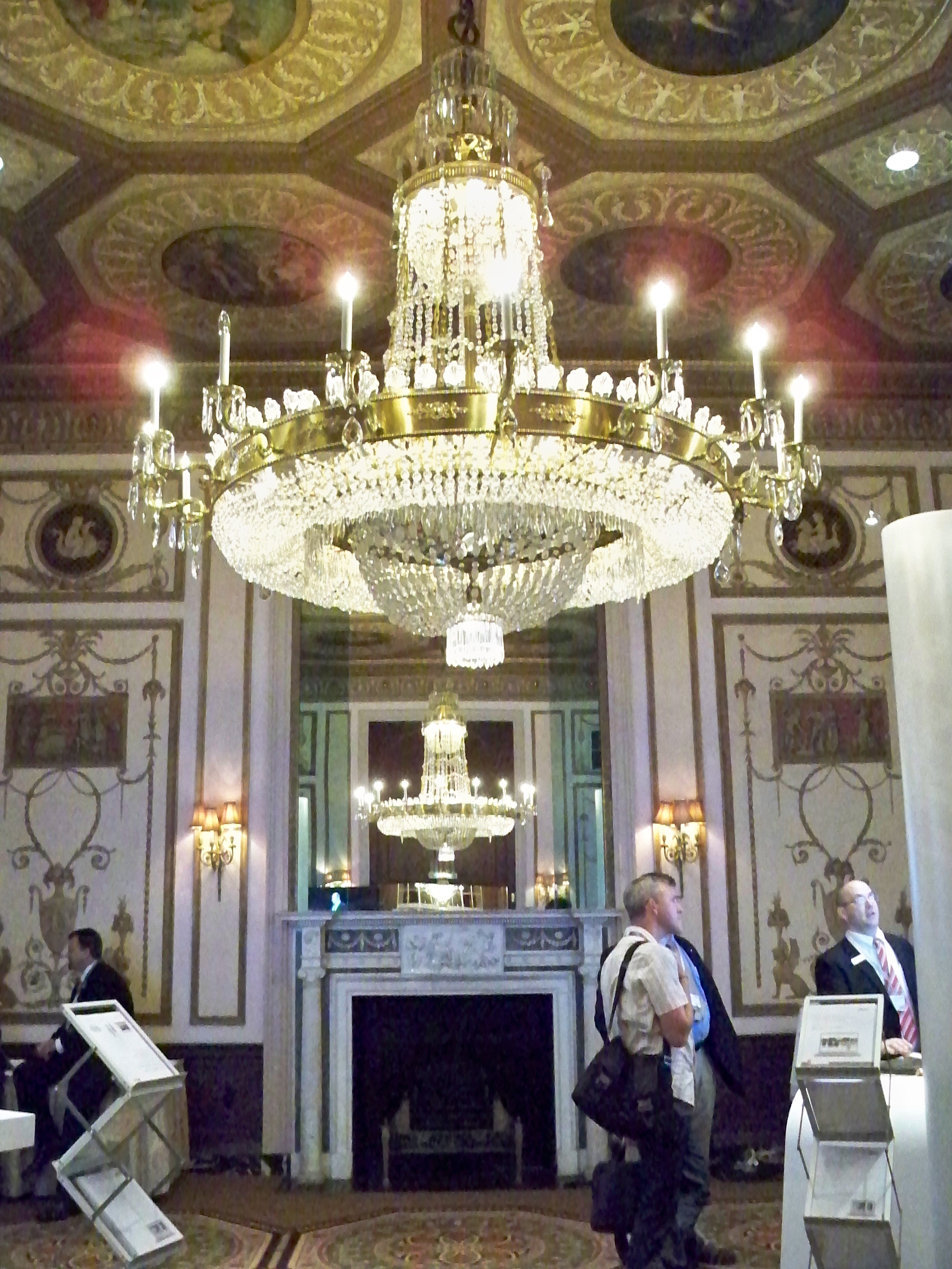 Waldorf Astoria Room Service Prices