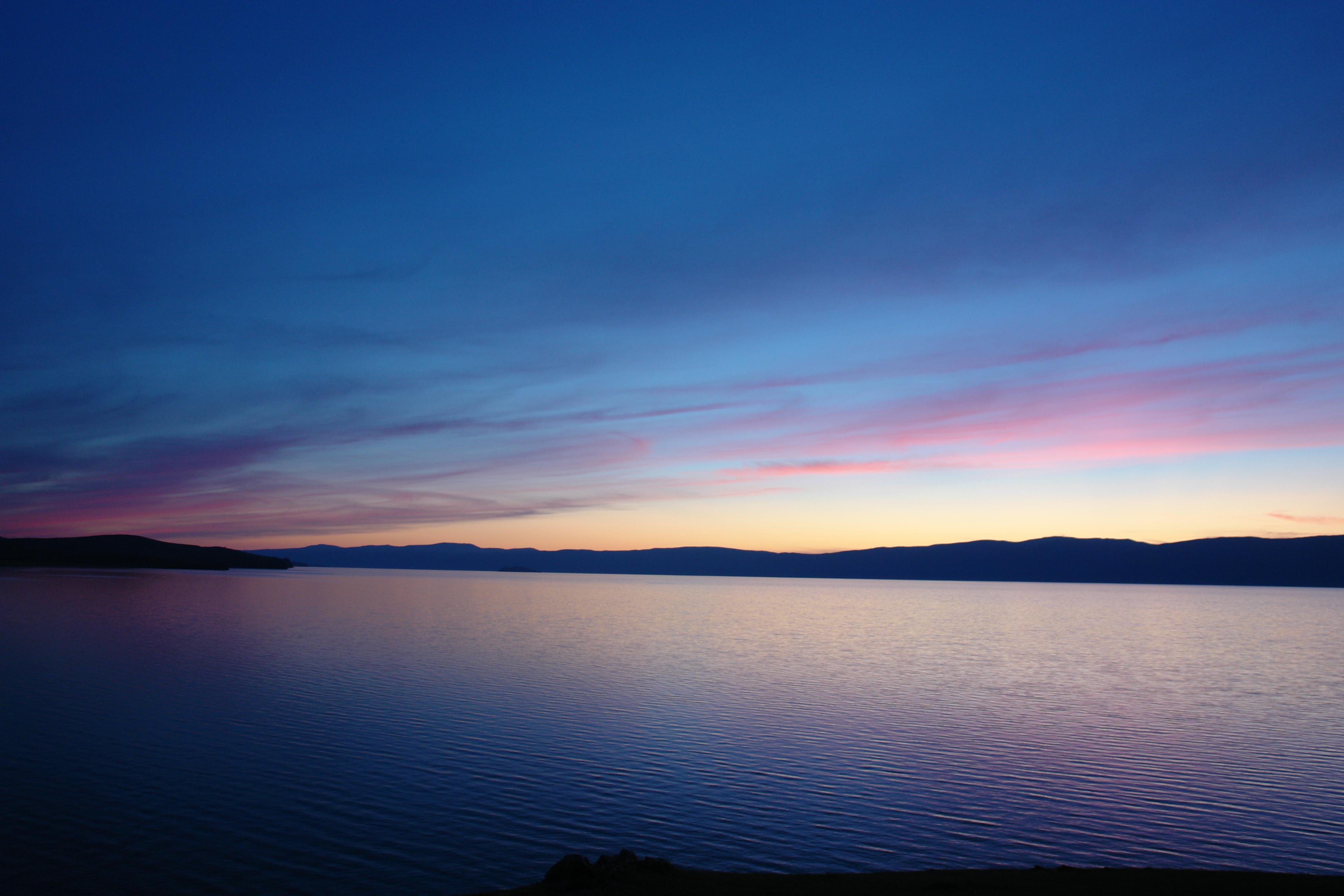 wallpaper hd sea sunset