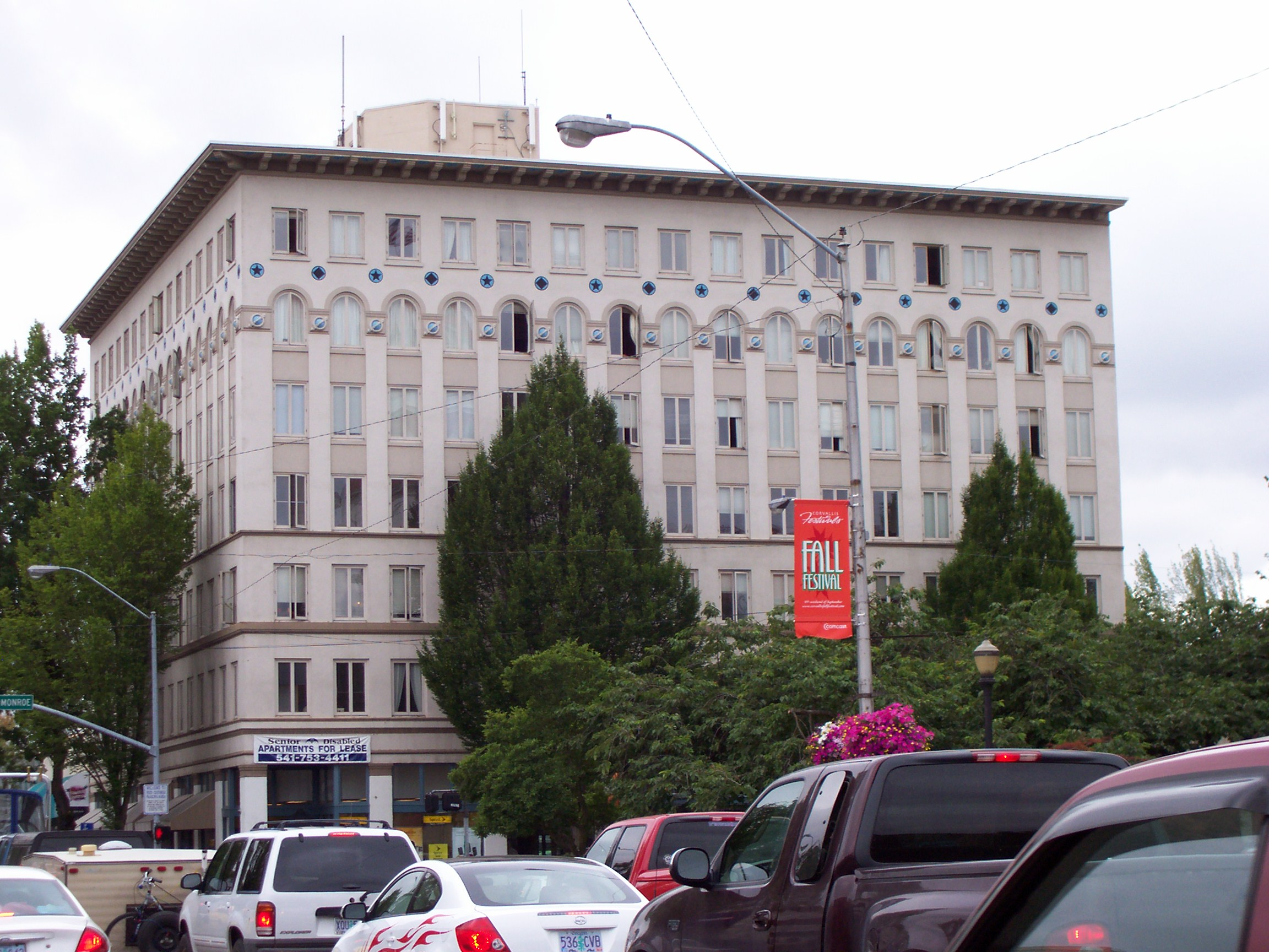File Benton Hotel Building Corvallis Jpg