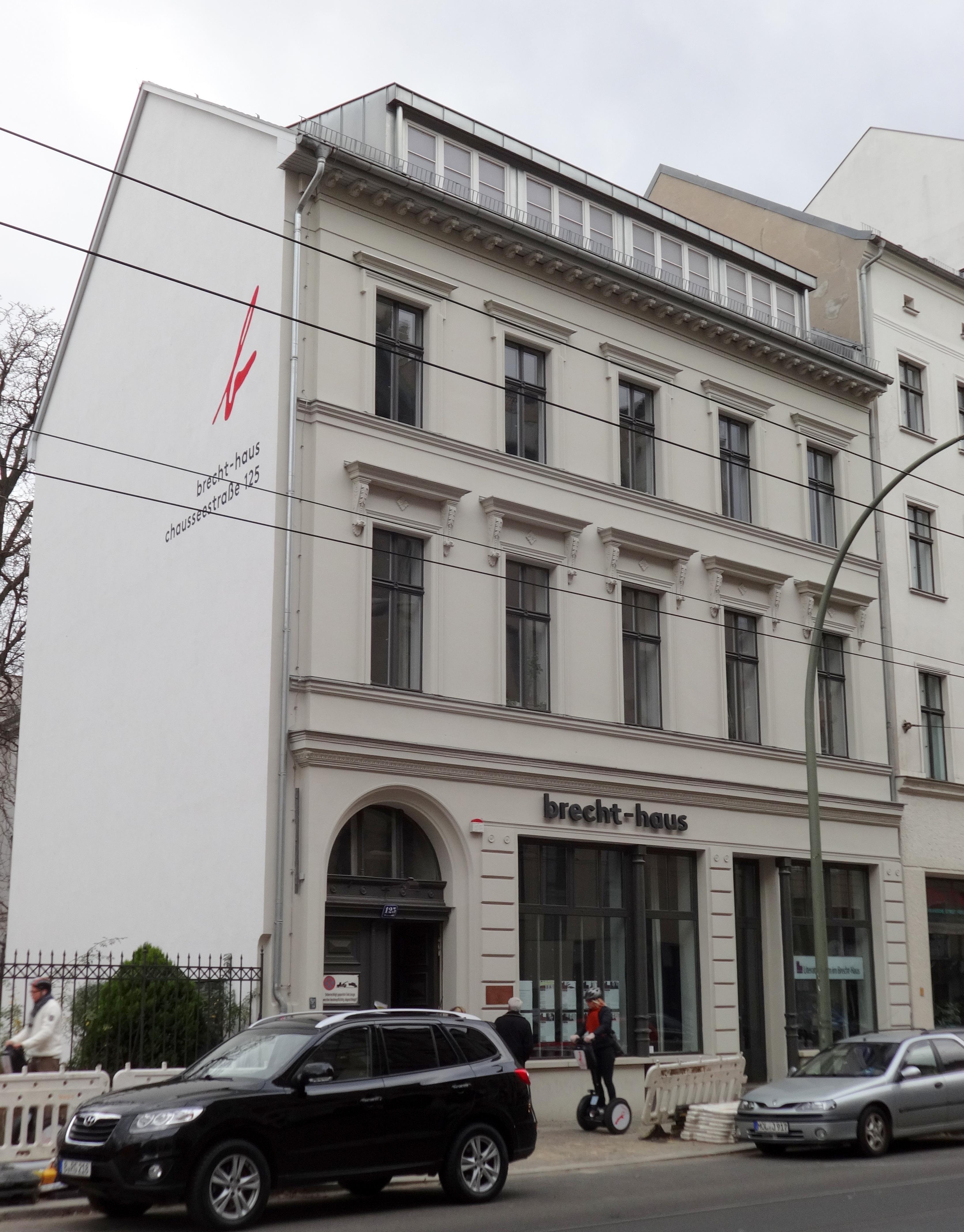 File Berlin Brecht Haus 14 11 2015 13 10 22 Jpg Wikimedia Commons