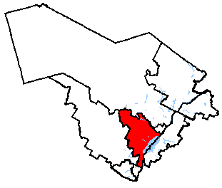 Berthier—Maskinongé Federal electoral district