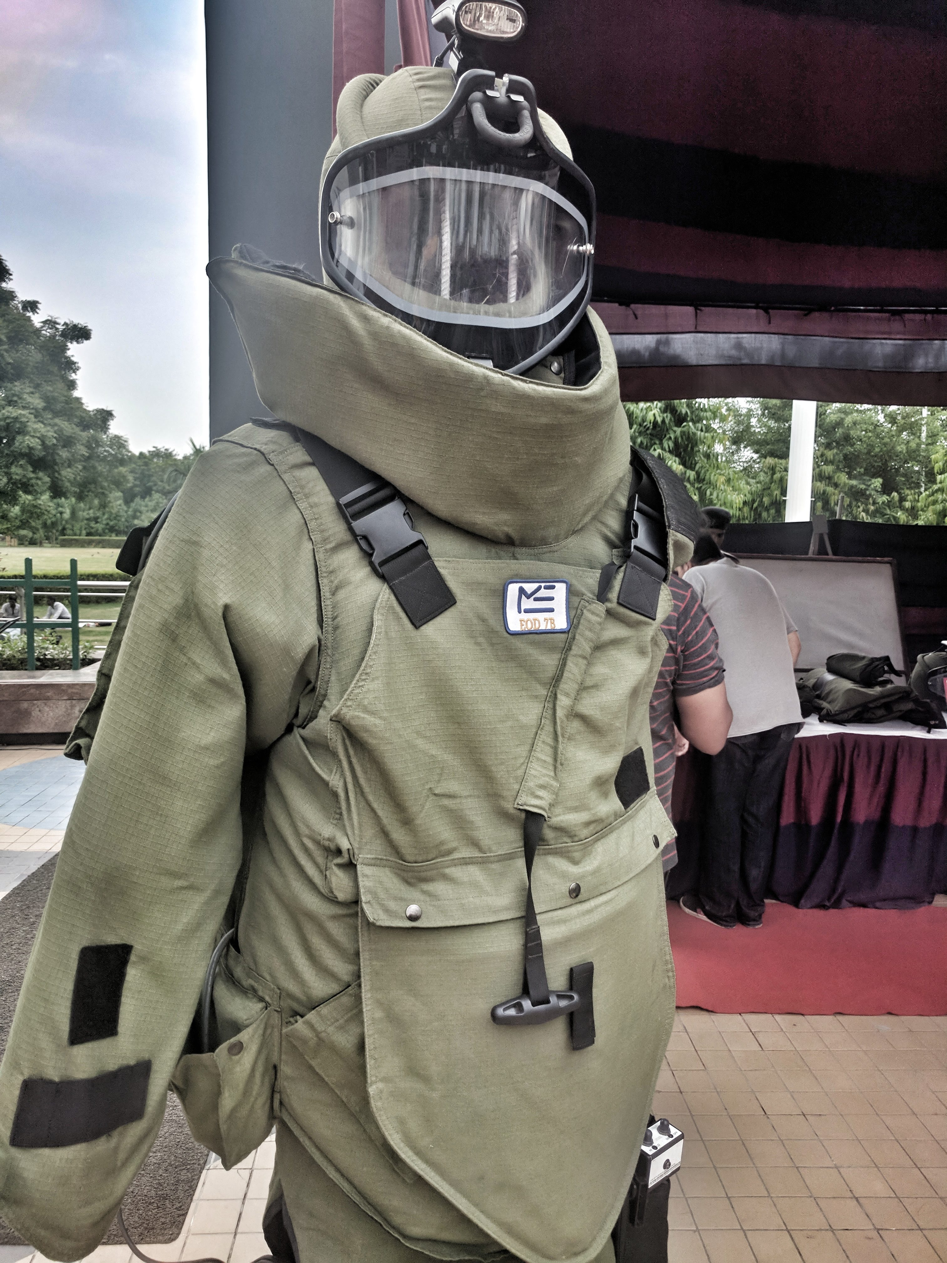 Image result for Indian bomb squad