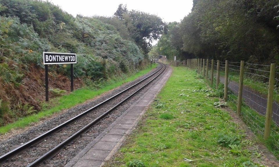 Bontnewydd Railway Station Wikipedia