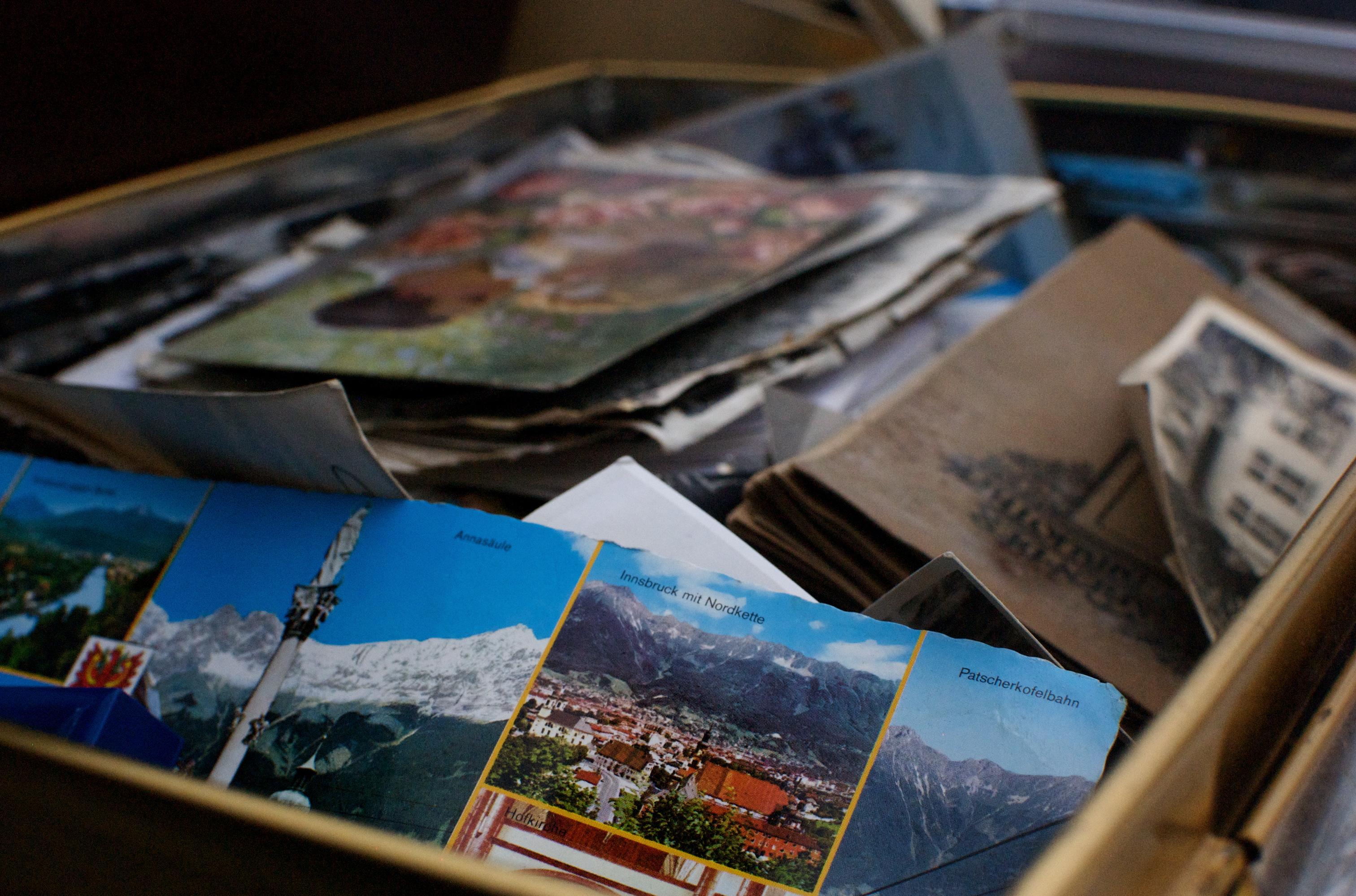 File:Box of German papers (Unsplash).jpg - Wikimedia Commons