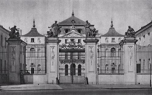 Palácio Brühl (Varsóvia)