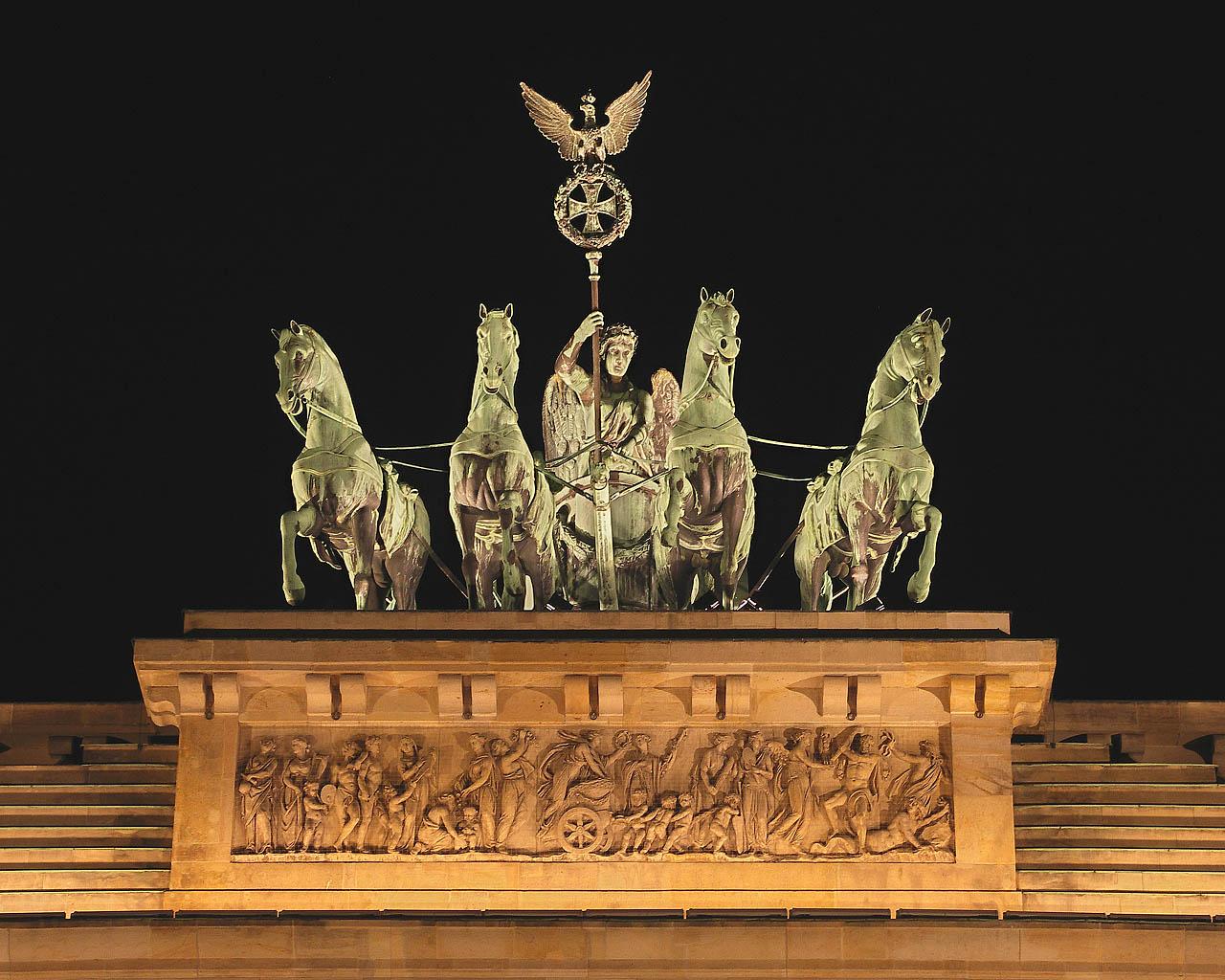 Brandenburg Gate Dimensions File Brandenburg Gate Quadriga