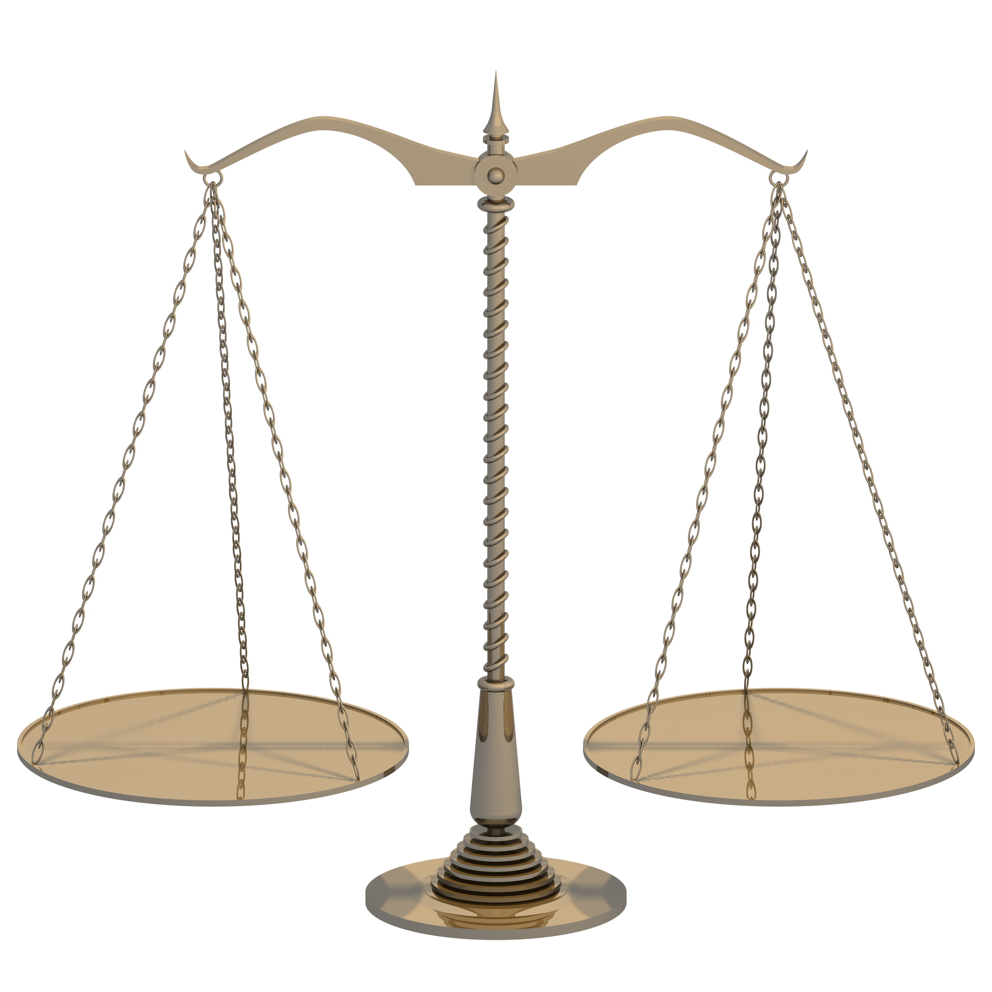 file brass scales with flat trays balanced png wikimedia Scales of Justice Clip Art Free Download Scales of Justice Images Free