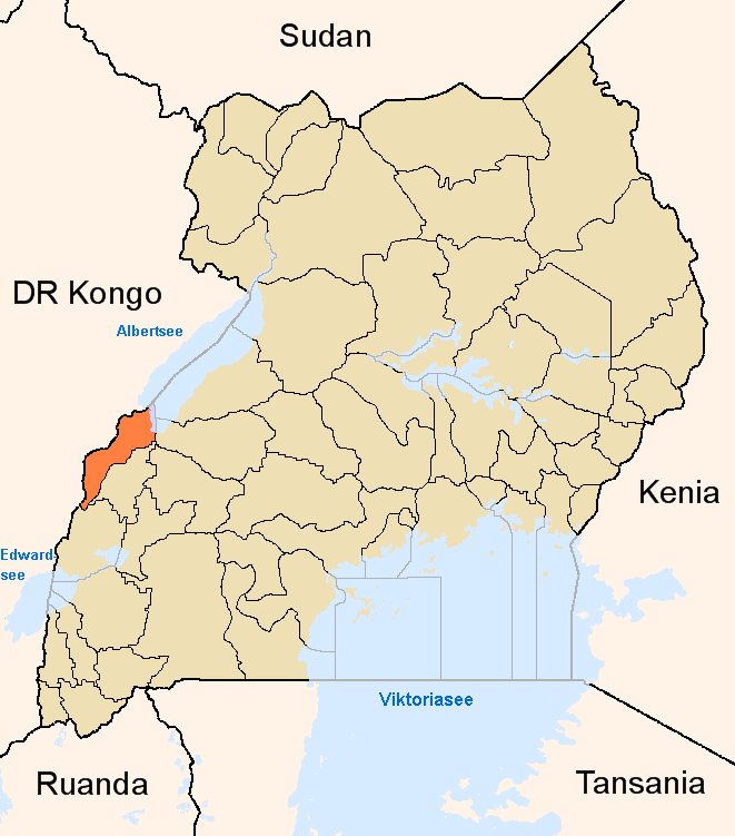 Lake Albert Africa Map 2014 Lake Albert boat disaster   Wikipedia