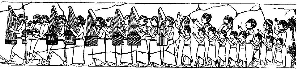 Assyrian music