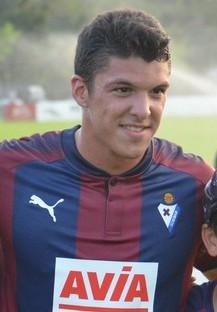 Ander Capa Spanish footballer