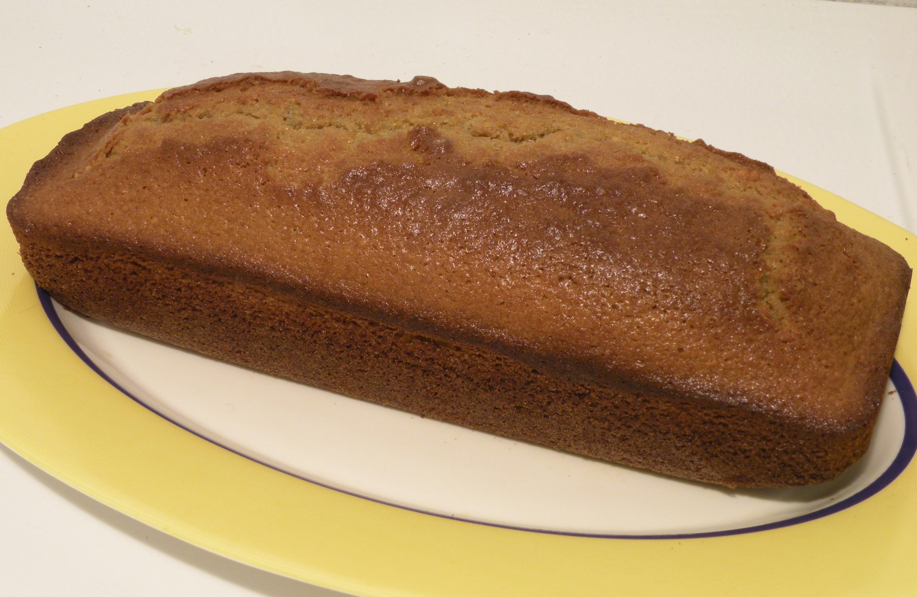 Cake Au Carambar Moelleux