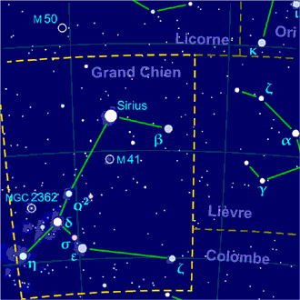 Fichier:Canis major constellation map-fr.png
