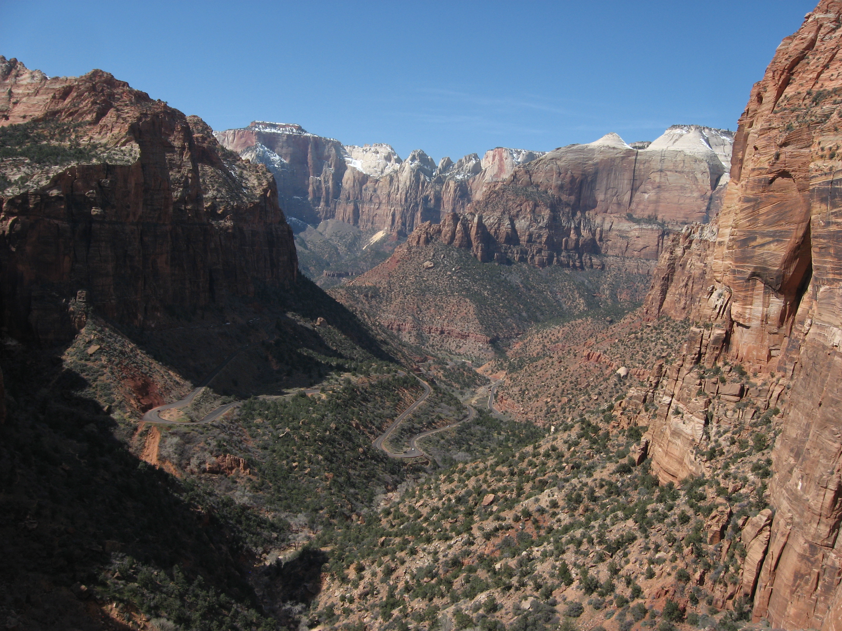 File:Canyon Overlook Trail, Zion National Park (5521134717 ... | 2816 x 2112 jpeg 3233kB