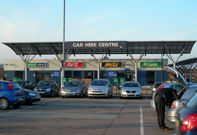 Jersey Airport Car Hire Hertz