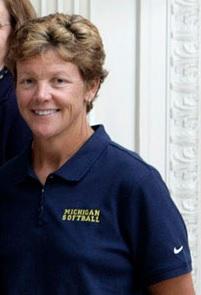 Carol Hutchins American softball coach