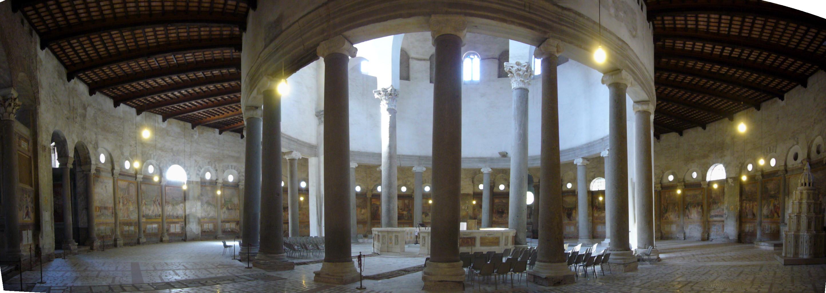 File celio s stefano rotondo 1040178 80 jpg wikimedia for Architecture byzantine definition