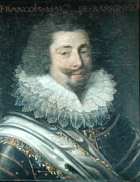 François de Bassompierre — Wikipédia