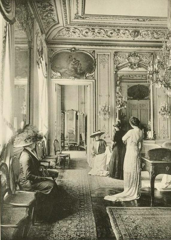 File Chéruit salon de vente 1910 Wikimedia mons