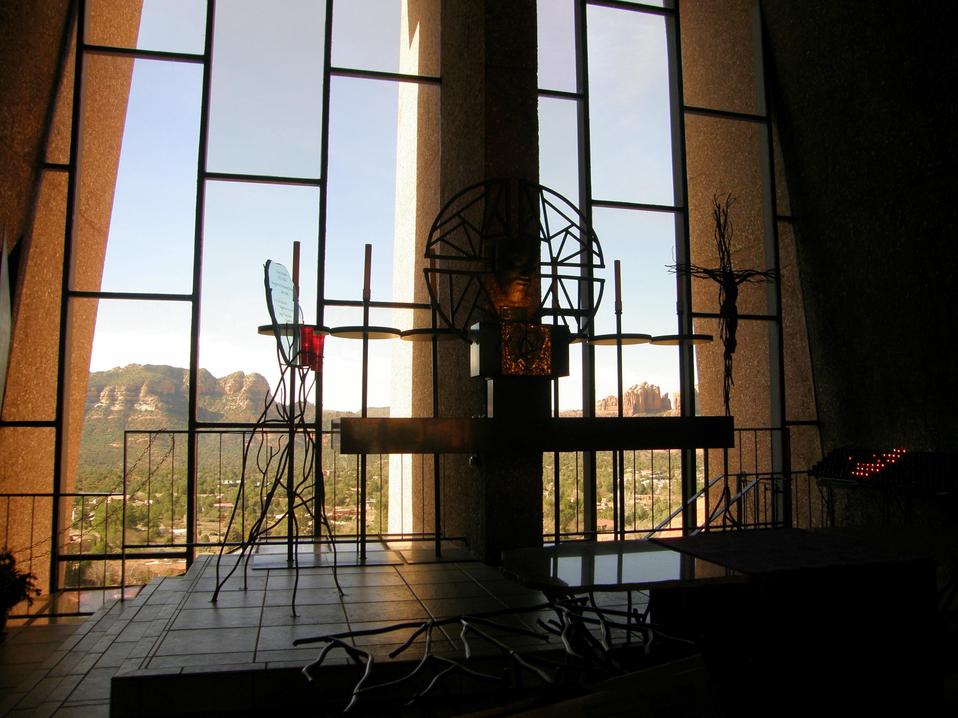 File Chapel Of The Holy Cross Sedona Arizona Interior