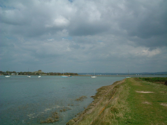 Chichester Harbour - geograph.org.uk - 160633