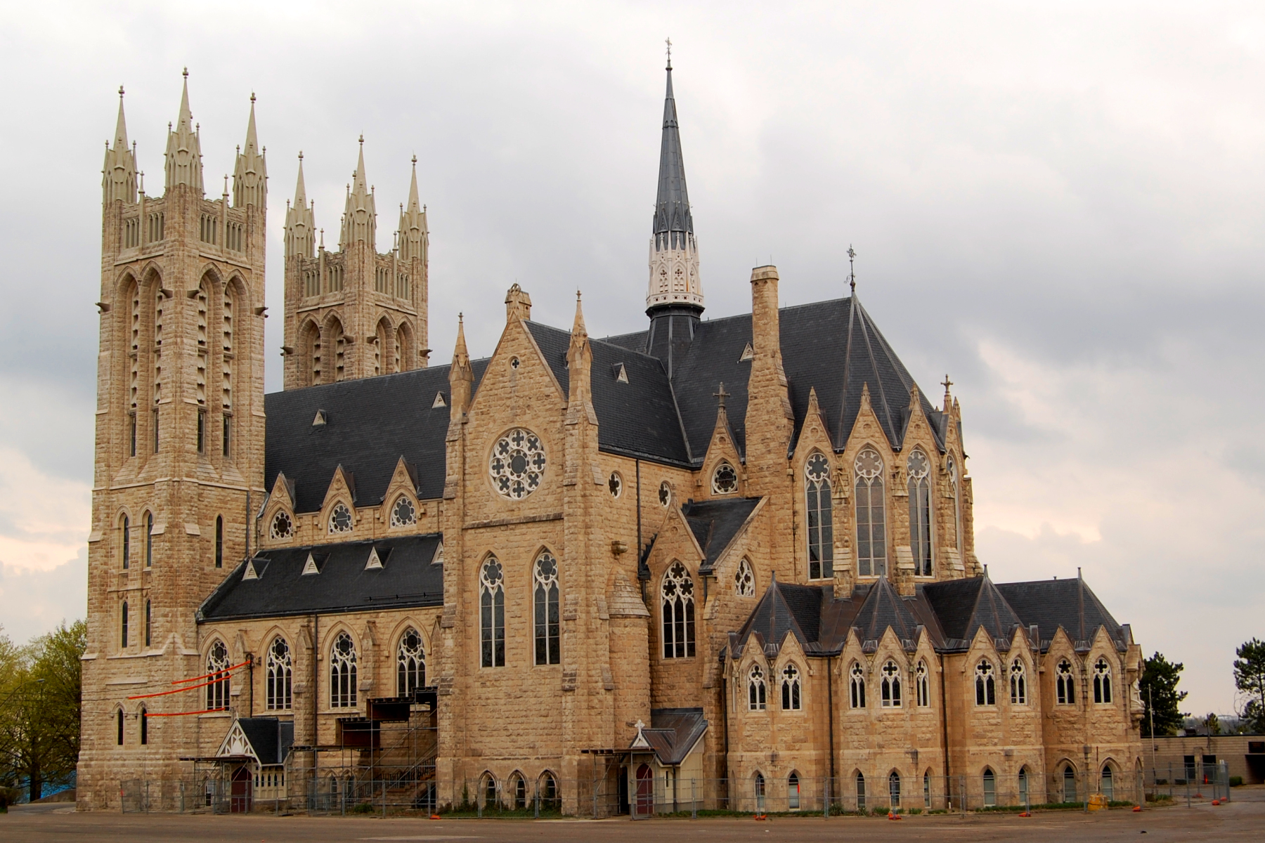 File Church Of Our Lady Immaculate In Guelph Ontario Jpg
