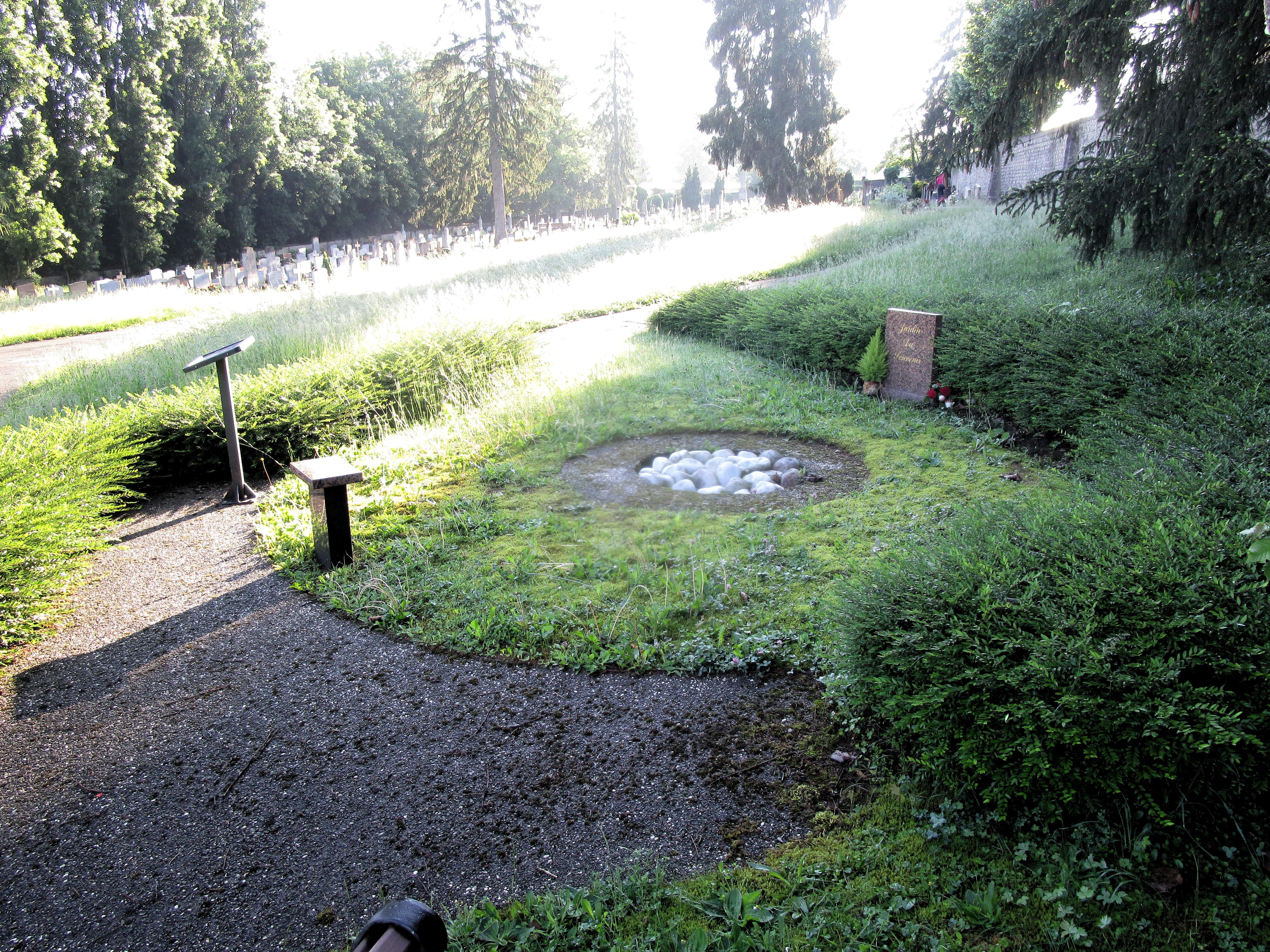 fichiercimetire des champs bruley jardin du souvenirjpg - Jardin Du Souvenir
