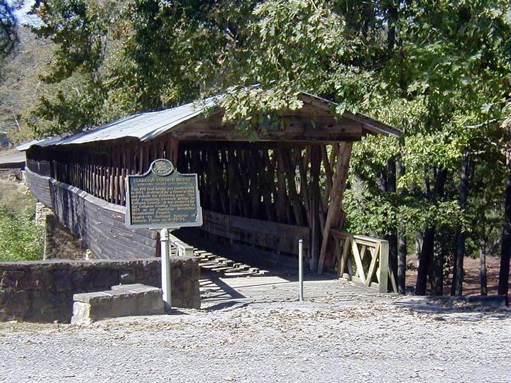 Clarkson-Legg Covered Bridge